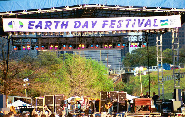 The 104 KRBE Earth Day Festival